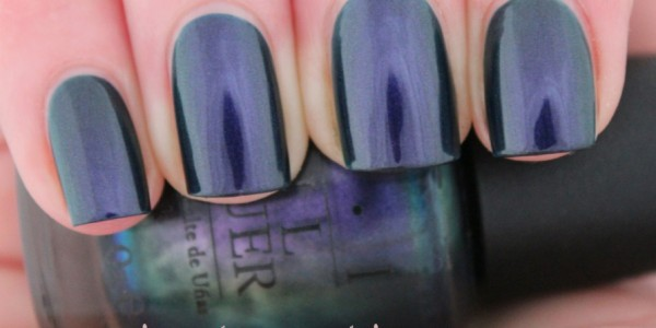 OPI - Glacier Bay Blues 4