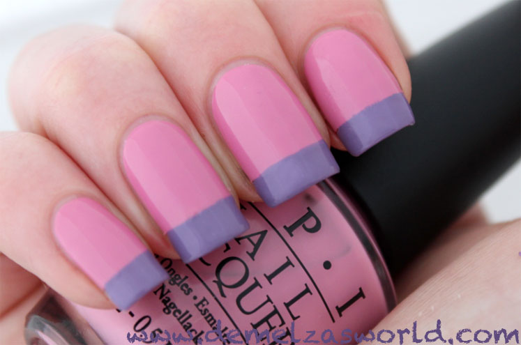 OPI - Sparrow me the Drama - Planks a Lot 2