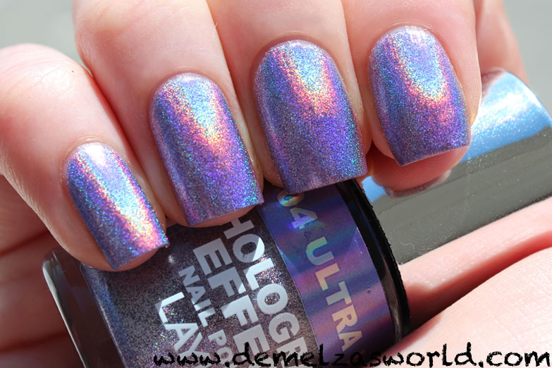 Layla Cosmetics Hologram Effect Nail Polish