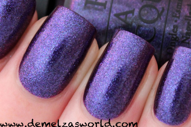 OPI - Grape Set Match