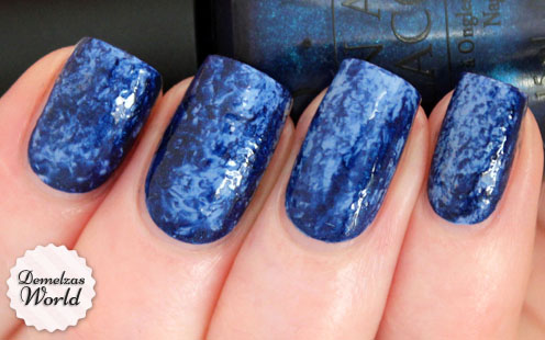 China Glaze - OPI - Saran Wrap 3
