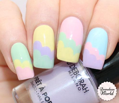 Deborah Milano - Pastel Clouds Thumb