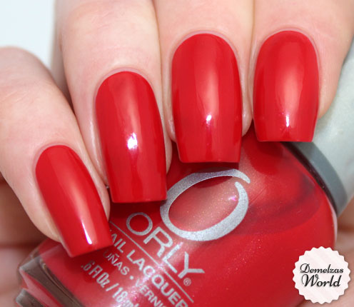 Orly - Monroes Red Thumbnail