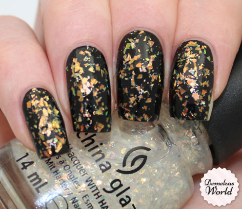 China Glaze - Luxe and Lush 1