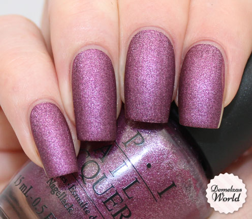 OPI - We'll Always Have Paris Suede Thumb
