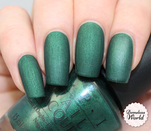 OPI - Here Today Aragon Tomorrow Suede Thumb