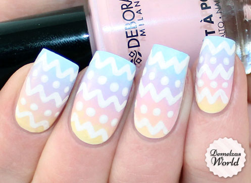 Deborah Milano - Easter Nails