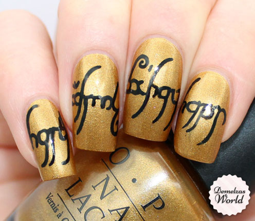 OPI - Bling Dynasty Lord of the Rings Thumb