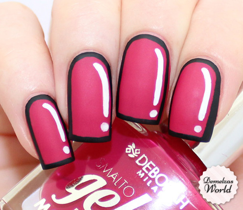 Deborah Milano - Cartoon Nails Thumb