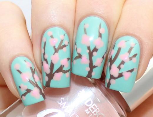 Cherry Blossom Thumb