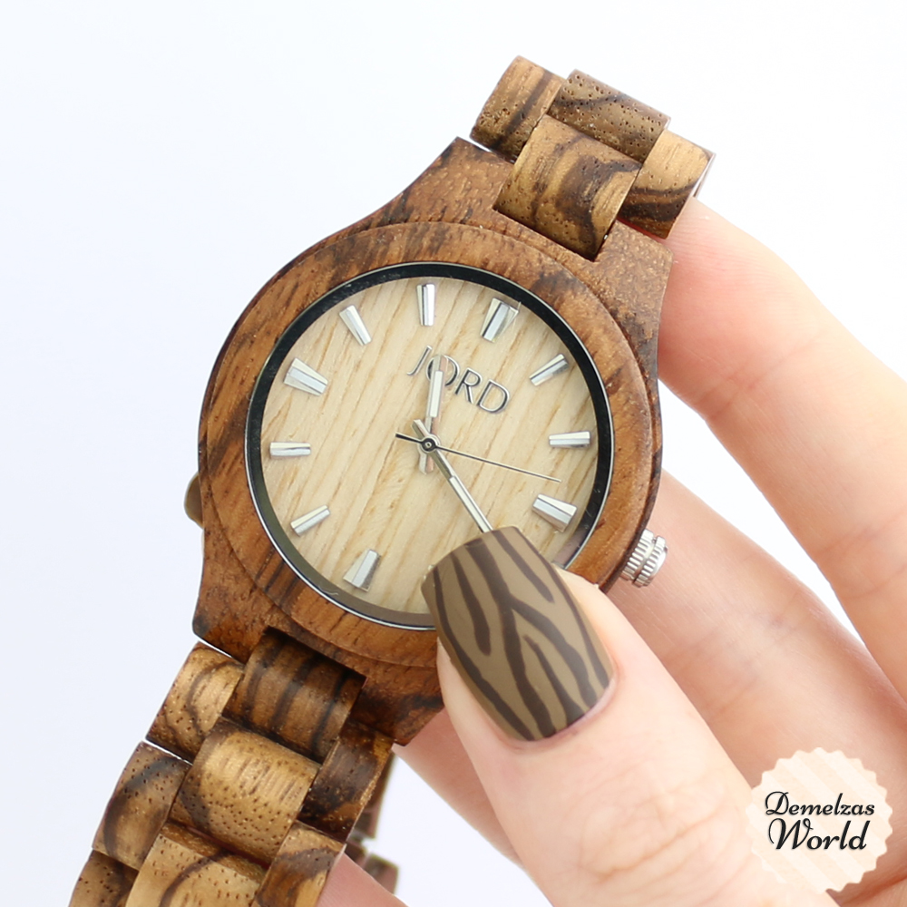 Jord Wooden Nail Art 2