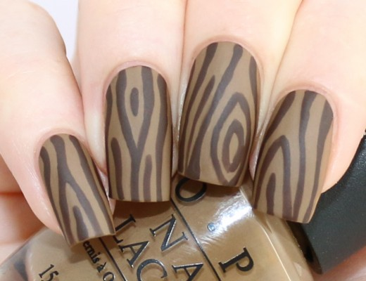 Jord Wooden Nail Art Thumb