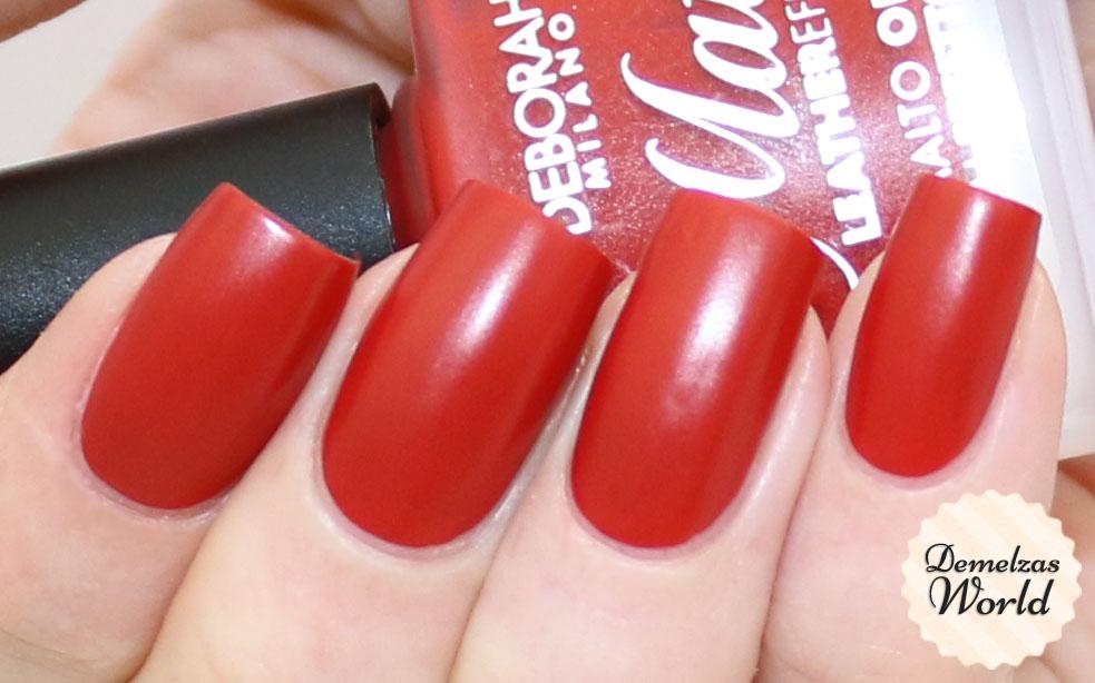 Deborah Milano - 04 Red 1