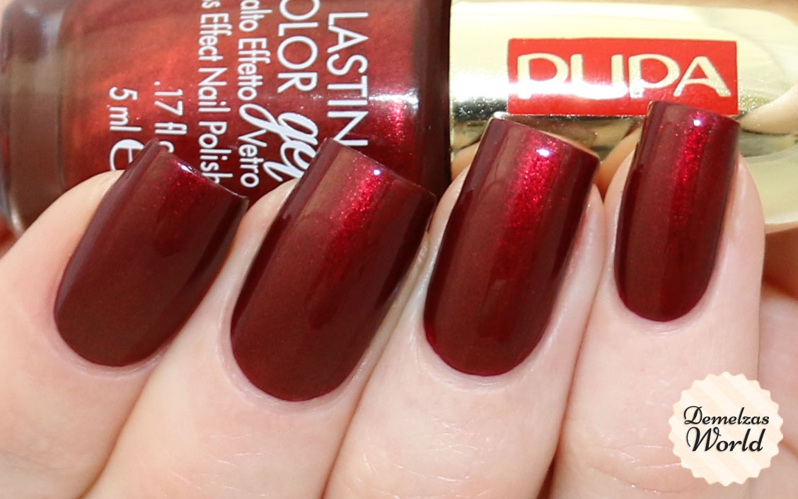 Pupa Red Queen Nailpolish